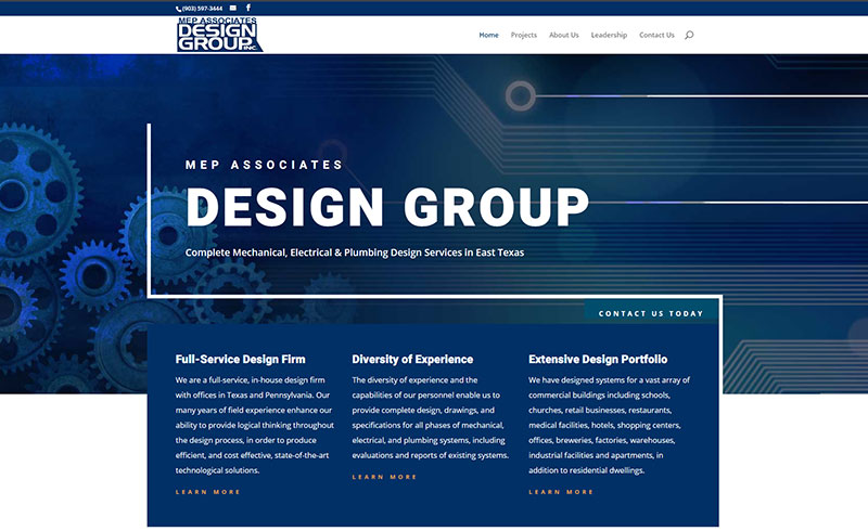 MEP Associates Design Group